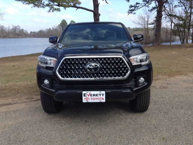 New 2019 Toyota Tacoma 4X4 DBL CAB LONG BED