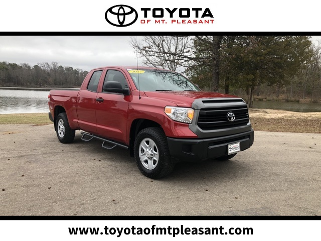 Certified Pre-Owned 2017 Toyota Tundra SR