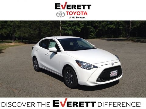 New 2019 Toyota Yaris 4Dr.Sedan LE 6AT