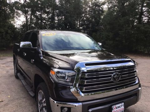 New 2019 Toyota Tundra 1794 EDITION CREWMAX