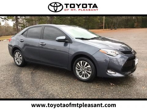 Certified Pre-Owned 2018 Toyota Corolla XLE